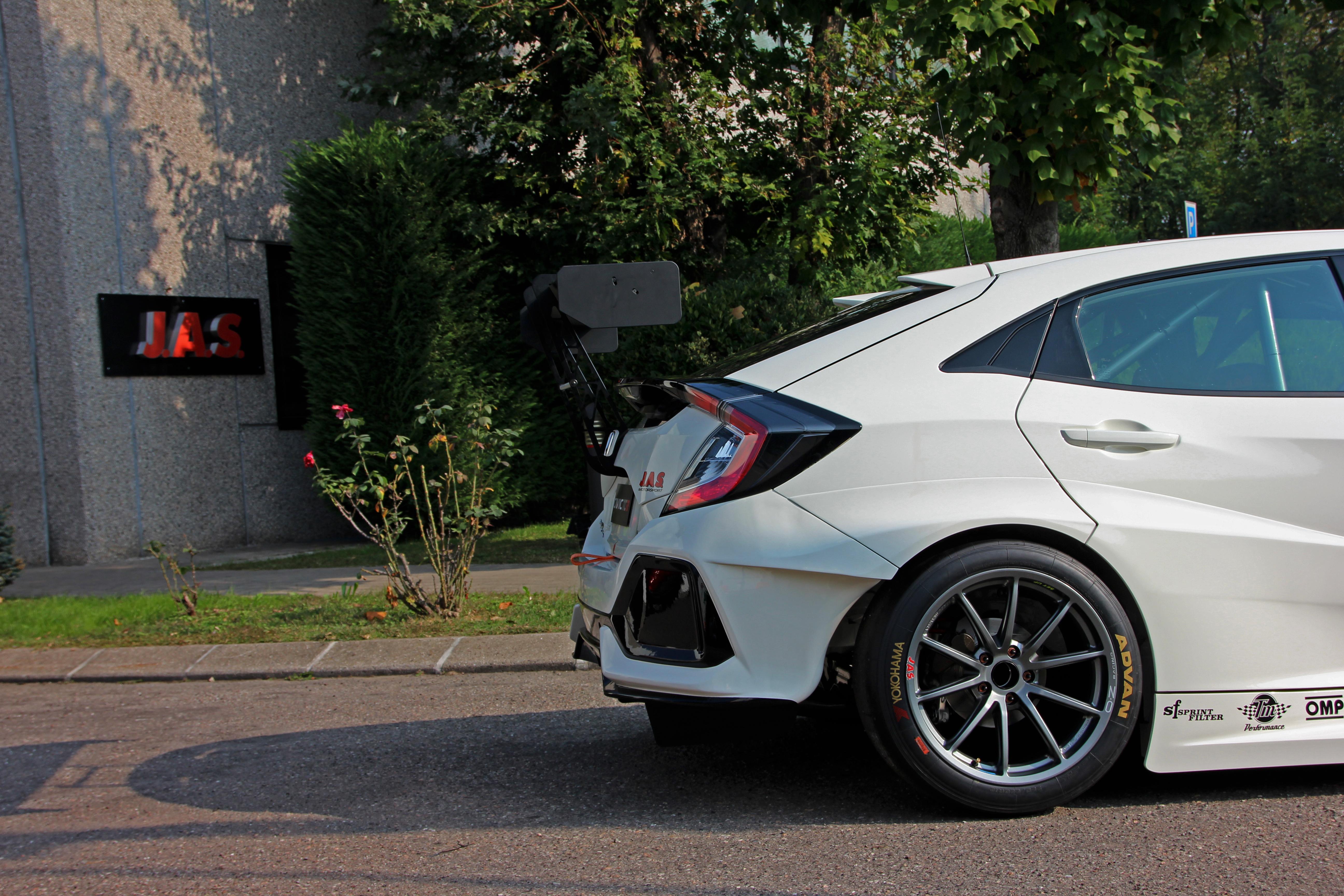2016 Honda Civic Type R Price >> JAS Motorsport