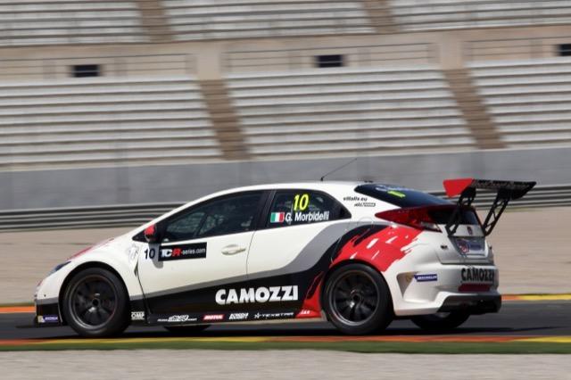 Jas motorsport for Honda valencia service